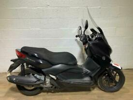Yamaha YP125R XMAX 125 2014 GOOD RUNNING ORDER MAXI SCOOTER NEW MOT FACELIFT