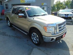 2011 Ford F-150 SuperCrew Lariat 4x4 Kawartha Lakes Peterborough Area image 1