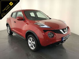 2015 65 NISSAN JUKE VISIA 1 OWNER SERVICE HISTORY FINANCE PX WELCOME