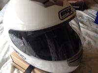 Box motorcycle helmet size XL
