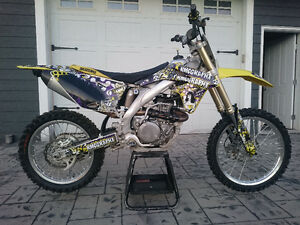 RMZ - 450 For Sale - MINT