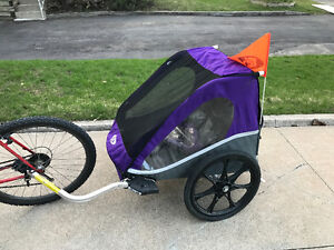 Thule Chariot double (marque Chariot)