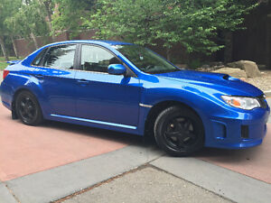 2013 RallyBlue Subaru WRX Low KM!