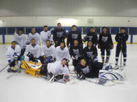 Players wanted for summer Saturday shinny at Scotiabank pond