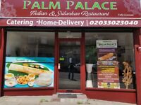 A3 USAGE INDIAN/SRILANKAN RESTAURANT FOR QUICK SALE , REF: LM262