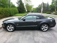 2007 Ford Mustang Cabriolet