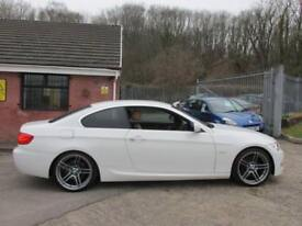 2012 12 BMW 3 SERIES 320D M SPORT 2DR DIESEL