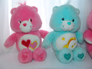 Care Bears Lot of 5. Two talking bears, One Carlton Bear tagged. St. John's Newfoundland image 3