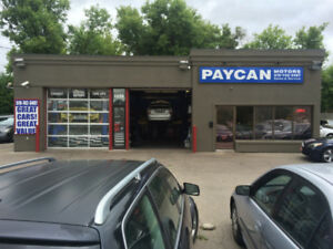 PAYCAN MOTORS FAST & FRIENDLY AUTO MECHANIC SERVICE