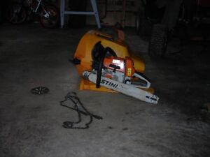 Chain Saws for Parts