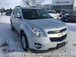 2014 Chevrolet Equinox 2LT   All Wheel Drive Leather Seating