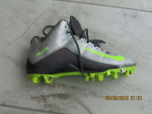 Nike Alpha Lacrosse cleat Strathcona County Edmonton Area image 1