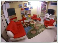 Loving daycare facility in Abasand. (FULL-PART time available)