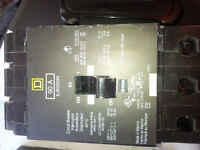 Square D Breaker 90A 600/460/240v rated never installed