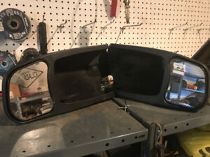 Trailer Tow Mirror extensions from a 14 Dodge Ram
