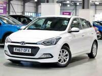 2018 Hyundai i20 1.2 SE 5dr Hatchback Petrol Manual