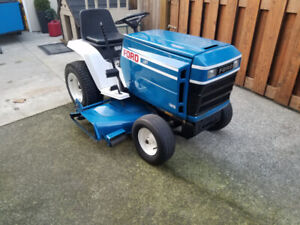 "Ford LGT 125 Garden Tractor (50"" Deck) - Collectable"