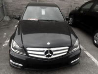 2012 Mercedes  C250 Leather and heated seats Sun roof One owner City of Toronto Toronto (GTA) Preview