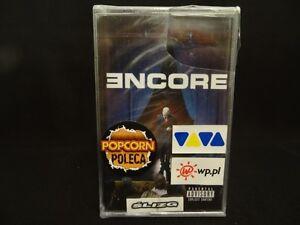 EMINEM Encore / 2004 / MC CASSETTE MINT!!! - <span itemprop=availableAtOrFrom>Olsztyn, Polska</span> - EMINEM Encore / 2004 / MC CASSETTE MINT!!! - Olsztyn, Polska