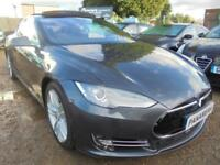 2015 65 TESLA MODEL S 0.0 85D 5D AUTOMATIC 520 BHP 7 SEATER FINANCE WITH NO DEPO