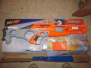 Nerf Alpha Hawk Gun