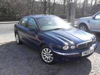2002 02 Jaguar X-TYPE 2.5 V6 auto SE IMMACULATE