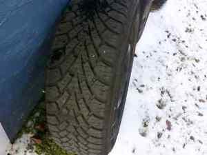 Winter tires 5x114.3mm