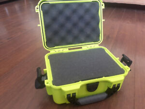 NEW! Weather proof CASE for Camera Gun Mic Gutar Pedals