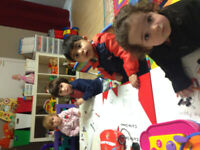 ****QUALITY AND AFFORDABLE CHILDCARE AVAILABLE IN AJAX***