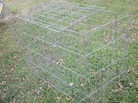 Steel Dog cage Pet cage