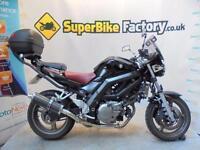 2009 09 SUZUKI SV650 K8