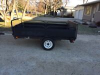 Snowbear utility trailer in great condition!