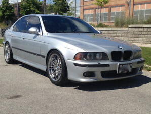 2002 BMW E39 M5 for sale