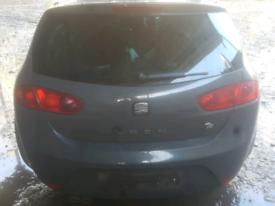 seat Leon FR 2009 doors rear bumper tail gate boot lid suspension