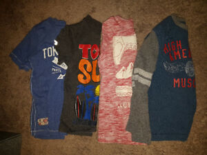 Boys Clothes Size 5 to 8