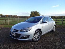 2014/14 Vauxhall/Opel Astra 1.4i VVT 16v Excite