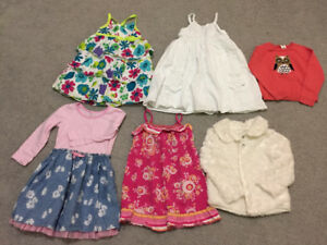 spring/summer clothes size 4T all of them in excellent condition