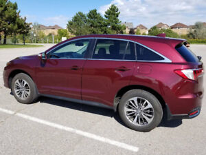 Acura RDX 2017 Lease Takeover