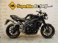 2010 59 TRIUMPH SPEED TRIPLE 1050