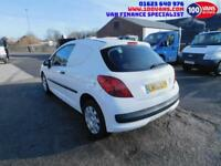 PEUGEOT 207 1.4HDi 70 SUPERB VALUE FOR MONEY SMALL VAN