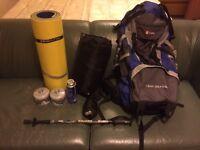 Hiking & camping kit