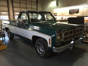 1977 GMC Sierra  Pickup