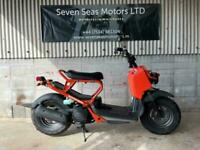 2001 JDM Honda Zoomer cool twist and go