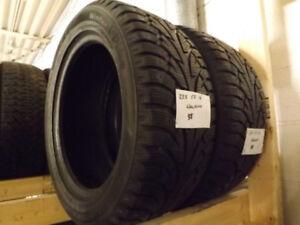 """225/50/16 Hankook Winter Tires – 1000's of 16"""" Tires In Stock"""