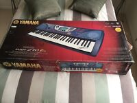 Yamaha PSR 270 keyboard and stand! Good as new