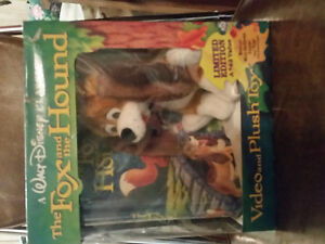 Limited edition Fox and the Hound