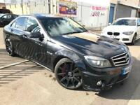 MERCESDES BENZ C63 AMG + HUGE SPECIFICATION + SUNROOF + PX WELCOME
