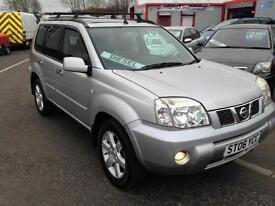 Nissan X-Trail 2.2dCi 136 2006 Columbia GREAT 4X4 GREAT MPG
