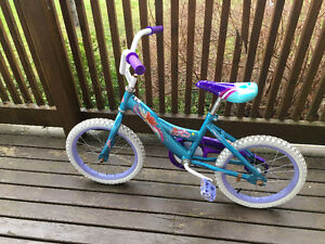 Bike for a 4-7 yr. old girl.