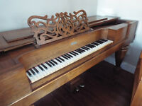 """Square Grand Piano """"Stodart"""""""